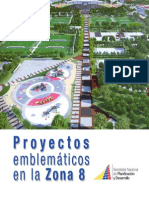 Proceyectos de Inversión Pública en La Zona 8