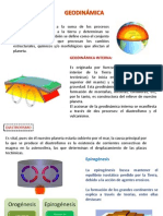 Geodinámica Interna