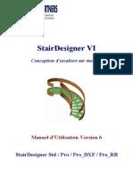 Manuel StairDesigner VI