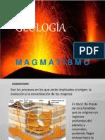 3.- magmatismo