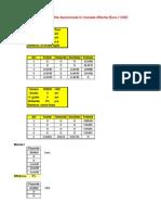 Exemplu calcul RIR