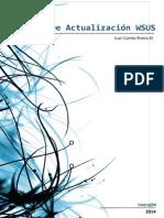 Manual de Instalación y Configuración de Wsus