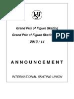 GP General Announcement 201314