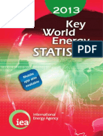 Key World Energy Statistics 2013