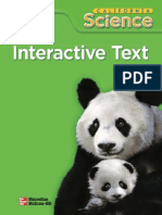 Science Interactive text
