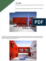 Modern Architecture for Kids _ Admagazine