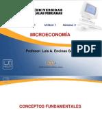 fundamento de microeconomia