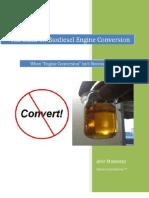 The Scam on Biodiesel Engine Conversion
