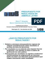 1.30-2.30pm Embarking on PerfMgmt- Latin America (Mario Sangines) SPANISH
