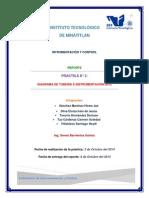 Practica No. 2 Diagramas de Tuberias e Intrumentacion (DTI)