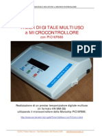 Multipurpose Timer PICmicro - Service Manual