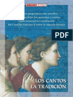 Manual de Canto Gregoriano