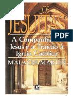 Livro-Os Jesuitas e a Traicao a Igreja Catolica-Malachi Martin