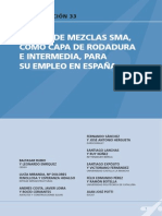 ESPAÑA DISEÑO DE MEZCLAS SMA