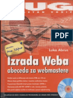 Izrada Weba - abeceda za webmastere.pdf