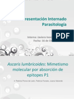 Presentacion Internado Parasitologia Final