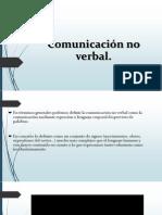 Comunicación No Verbalfinal