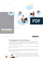 IT Automation How to Guide eBook