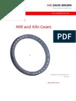 Mill and Kiln Gears Installation Maintenance