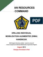 Hrc Dima Handbook