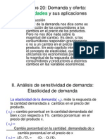 Capitulo-elasticidad de La Demanda 2014