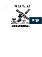 """Andrew Lundwall's """"Windmilling"""""""