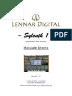 Sylenth1Manual Italian