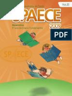 BOLETIM_SPAECE_MAT_5EF_2009_VOL3