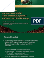 Studiu Vizand Comportamentul Consumatorilor Pentru Cafeaua Jacobs Kronung_Andrei Delia