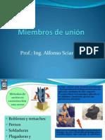 Miembros de Unión