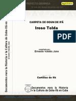 Iroso Tolda