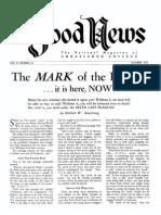Good News 1952 (Vol II No 10) Oct