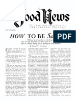 Good News 1952 (Vol II No 02) Feb