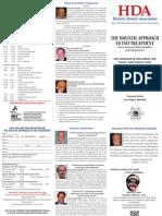 HDA Brochure 2015
