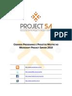 Microsoft Project Server 2010 Projetos Mestre