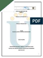 Aporte Trabajo Colaborativo 3 UML