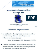 Mega Tendencias Educativas Siglo 21