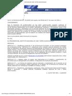 Res. 1921-Meritorios de Rodaje y Postproducción