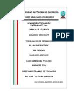 T.FORMUL. DE ESTIMACIONES EN LA CONSTRUCCION.doc