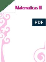 Preliminares Matemáticas III