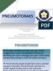 PPT PNEUMOTORAKS