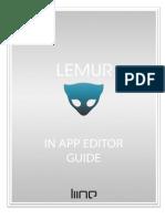Lemur IAE Guide