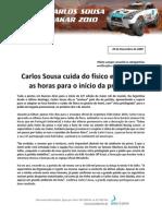 Press Carlos Sousa 09.12.29