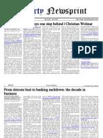 Liberty Newsprint Dec-29-09 Edition