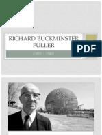 Bucminster Fuller