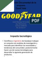 Investigación Documental de La Empresa GOODYEAR