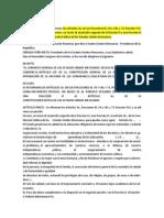Constitución Política de Los Estados Unidos Mexicanos. Artículos Reformados El 26 de Febrero de 2013.
