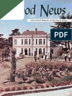 Good News 1966 (Vol XV No 01) Jan