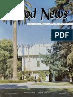 Good News 1963 (Vol XII No 12) Dec