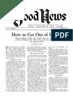 Good News 1960 (Vol IX No 08) Aug